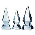 corporate crystal trophy awards
