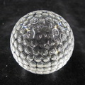 optical crystal golfball
