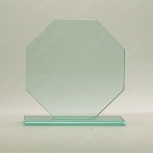 achteckigen Jade Glasrahmen Auszeichnungen