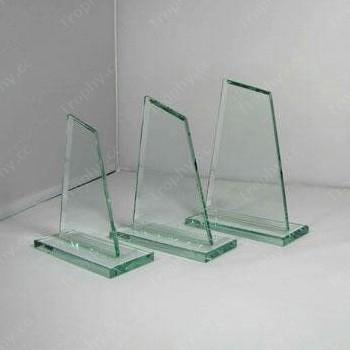 Jade Glasrahmen Auszeichnung Plakette